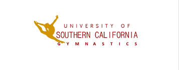 usc gymnastics logo