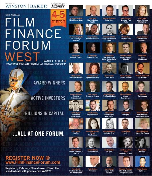 Film Fin Forum Variety Page